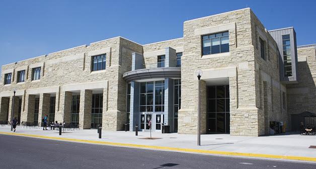 MU Student Center exterior